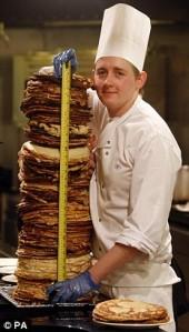 pancake-tower