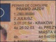 polish-driving-licence