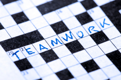 Teamwork - crossword - Healthy Teams