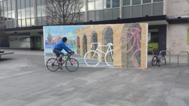 Cycle Mural